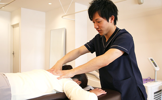治療|からだ鍼灸整骨院の治療の流れ STEP4