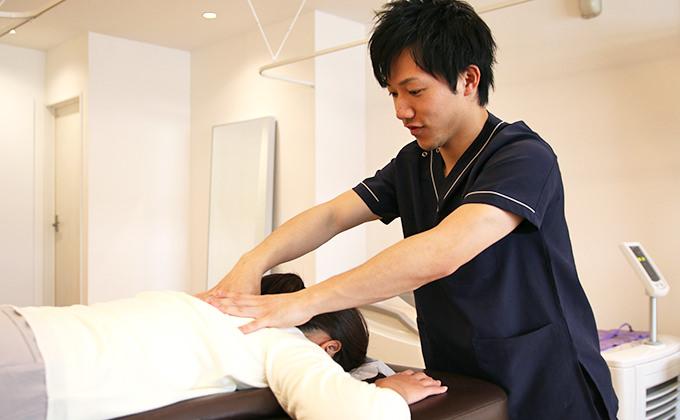 治療 からだ鍼灸整骨院の治療の流れ STEP4