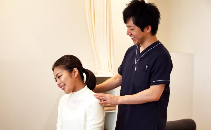 評価 からだ鍼灸整骨院の治療の流れ STEP5
