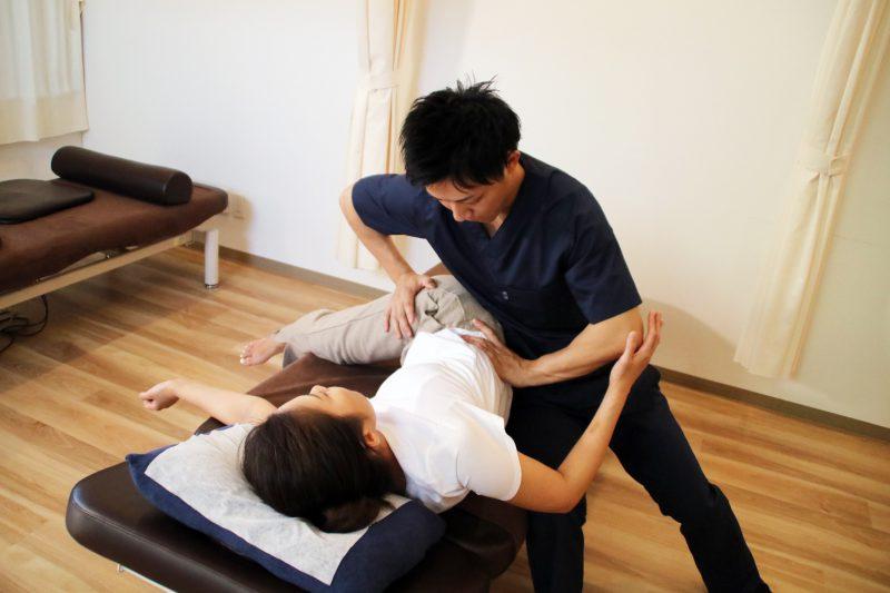 ぎっくり腰の治療