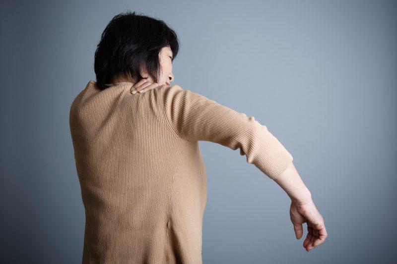 肩こりの症状・原因となる筋肉について